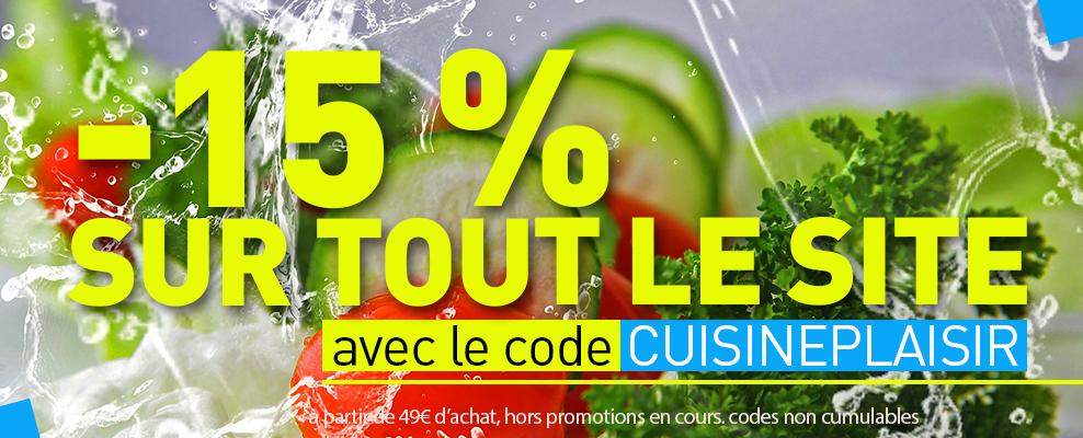 Promotions site officiel natural cook