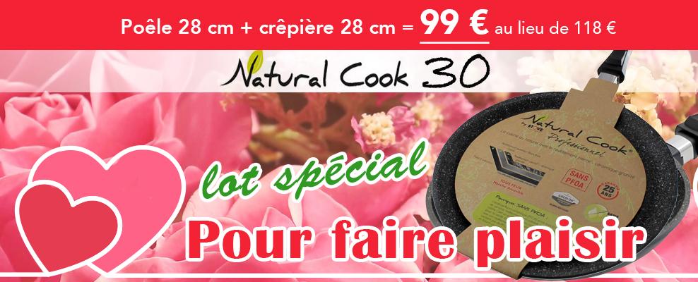 Lot Natural Cook
